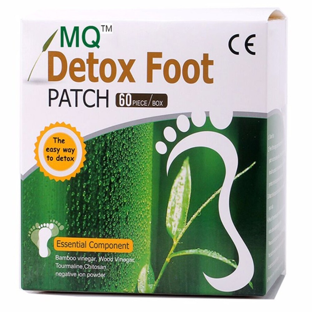 bamboo vinegar foot  patches