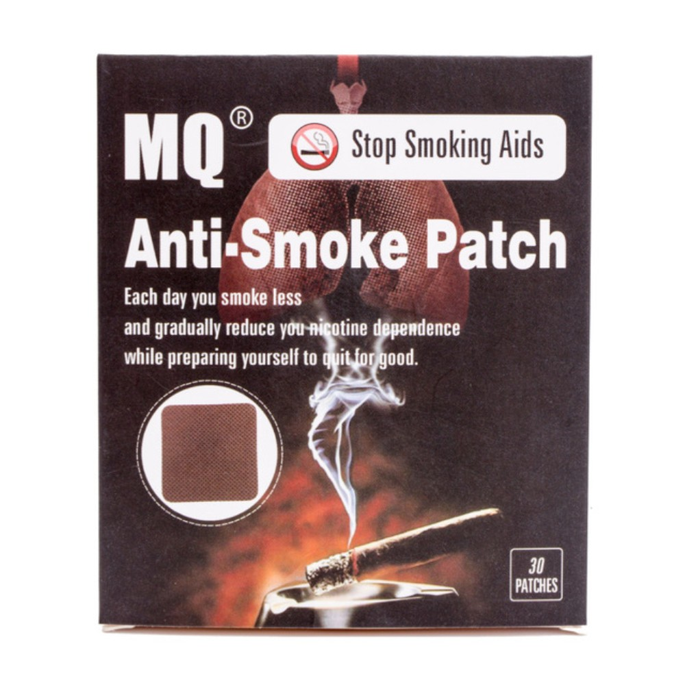 MQ ® Nicotine Patch