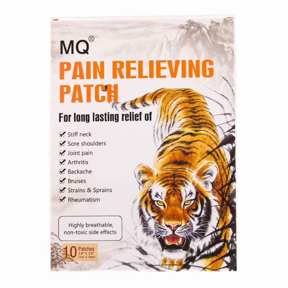 MQ® Chinese Herbs Pain Patch