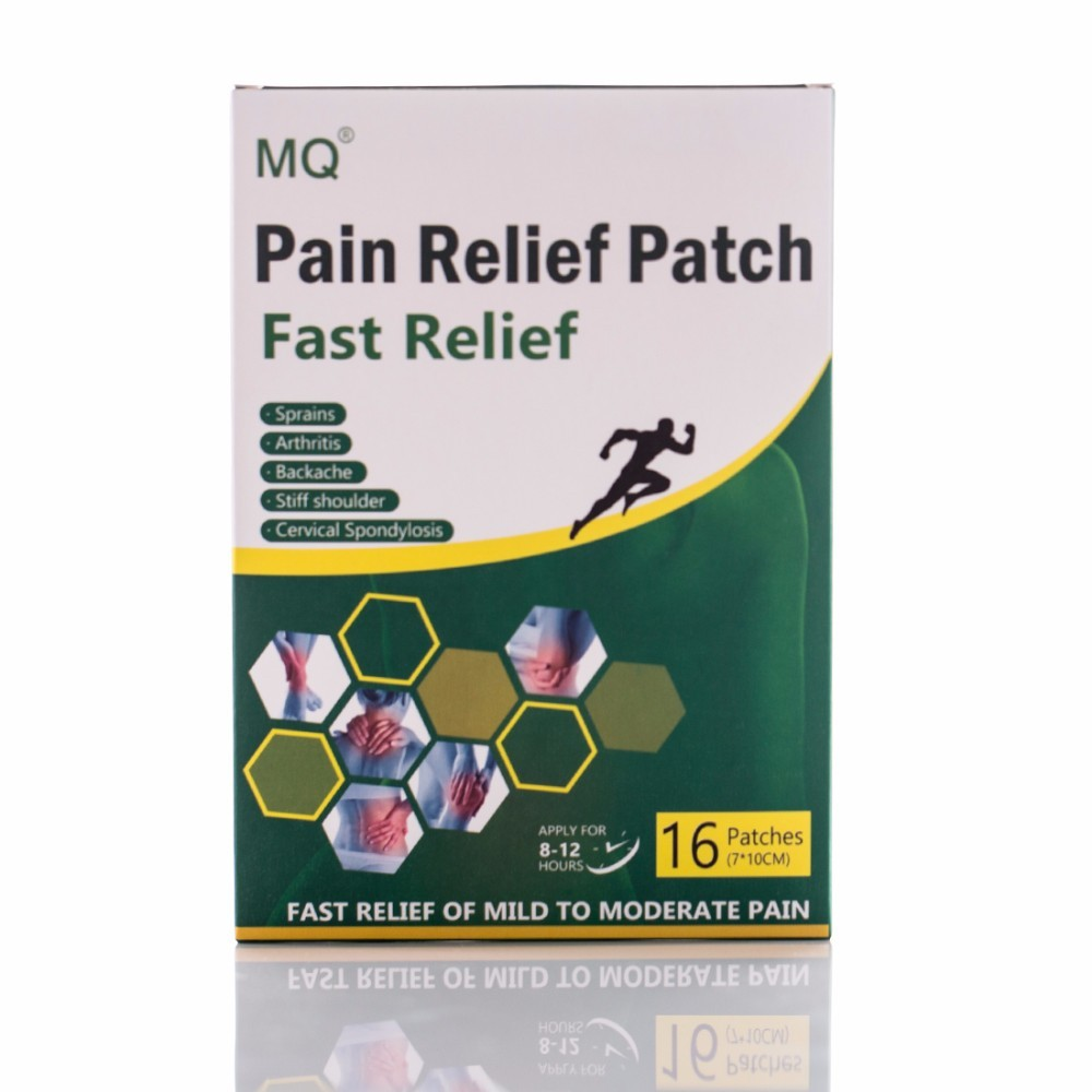 herbal pain patch