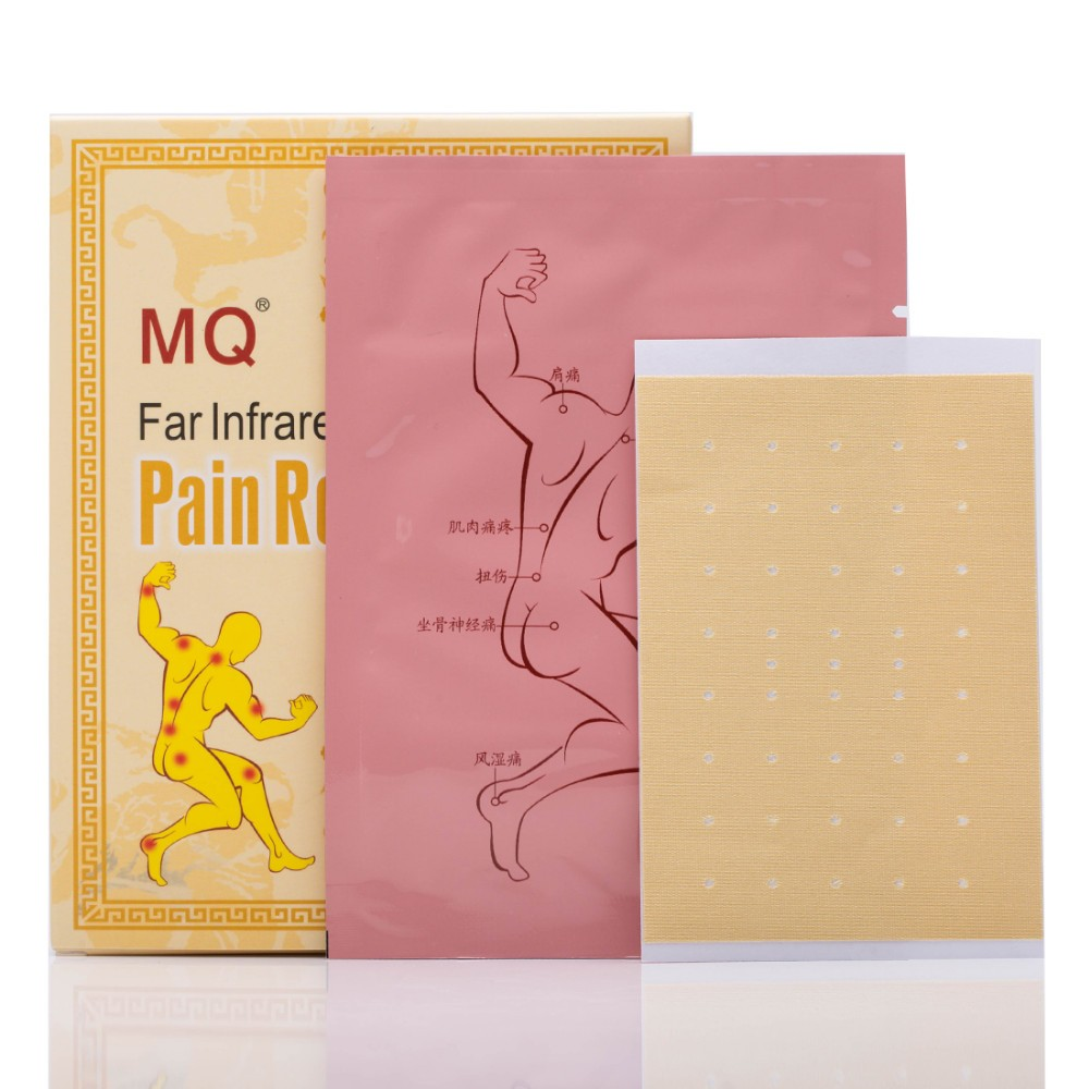 muscle pain patches