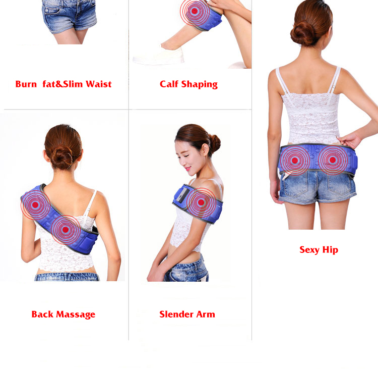 Wide application of weight loss belt