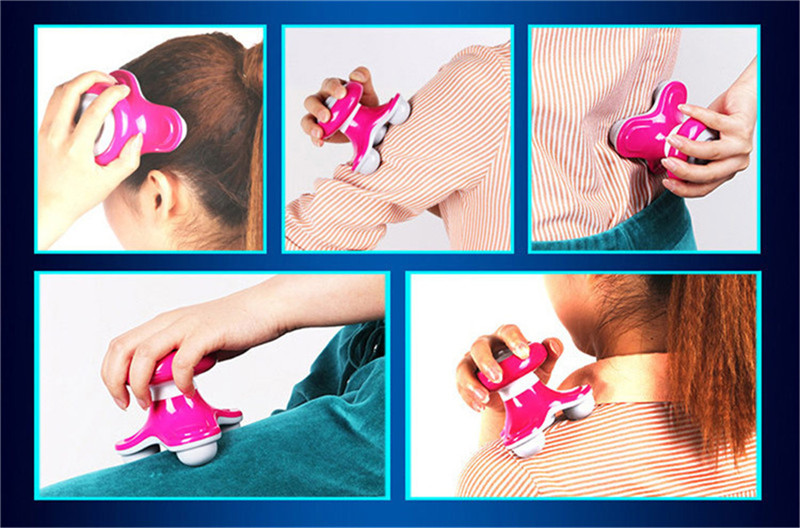 Usage of Mini Handheld Massager